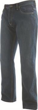 32 36 mørkblå jeans