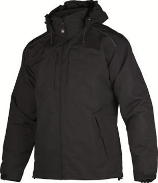 large sort jakke