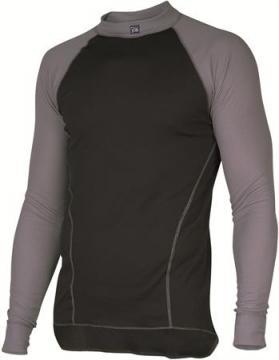 large grå sort undertrøje