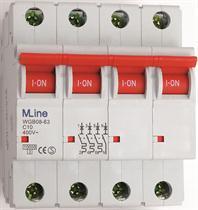 modul 4 10ka 10a n 3p c automatsikring mline