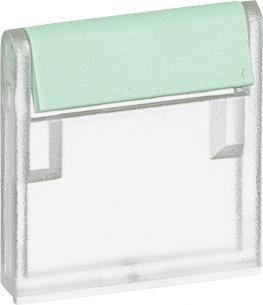bokse og dataudtag f grøn støvlåg med farvekode lexcom lk