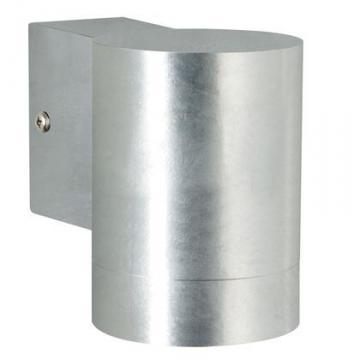 galvaniseret - væg maxi castor nordlux
