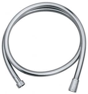 krom - 1250mm silverflex bruserslange grohe