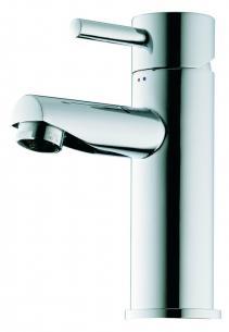 bundventil uden 1-grebs look stainless håndvaskarmatur a1 børma