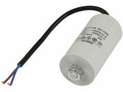 ledning med 450v 20uf - kondensator motor