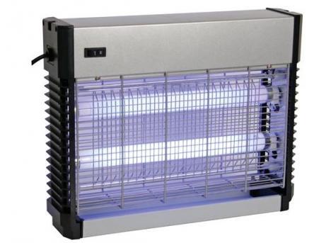 timer 1000-2000 til op brændetid 230v - 10w x 2 - myggelampe insektdræber elektrisk