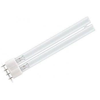 lys uv med kompaktrør 2g11 4p 18w pl-l tuv philips