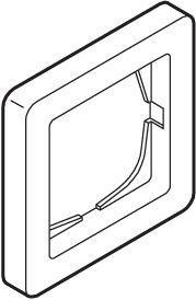 hvid modul 1 63 ramme antibateriel baseline fuga lk