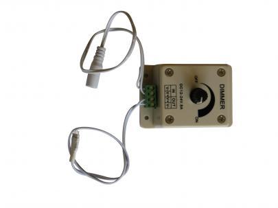96w dc 12v manuel lysdæmper bånd led