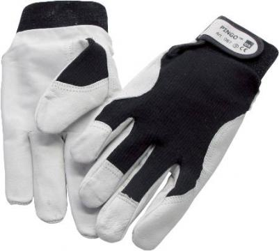 10 str handsker pingo