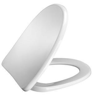 stål rustfrit i beslag fast inkl close soft med toiletsæde 754 pressalit