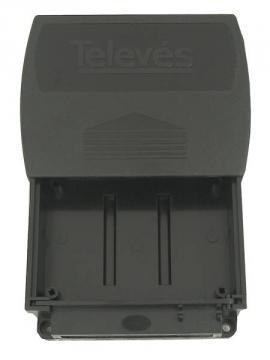 montage udvendig fordelere easyf for masthus televes
