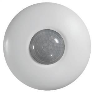 hvid planforsænket ø90mm 360 230v bevægelsessensor 41-400 minilux servodan