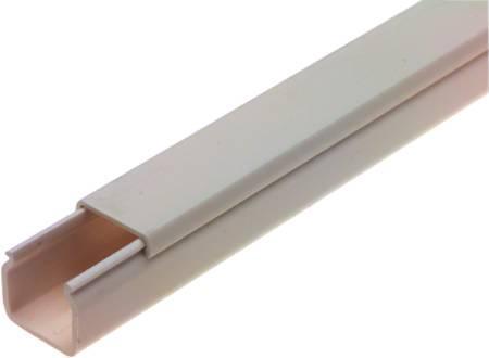 7035 ral perlegrå mm 60x110 kabelkanal