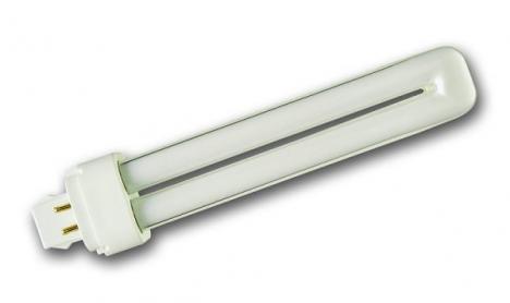 kompaktrør 4-pin g24q1 cf-de lynx 827 10w plc sylvania