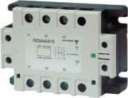 Solid State Relæ Rz3a60a55 3x400 Volt, 3x55 Aac