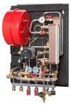 Termix VVX 2-2 Tåstrup Fjernvarmeunit fuldisoleret med ECL
