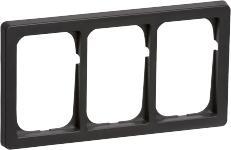 koksgrå tripel vandret modul 5 1 63 ramme baseline fuga lk