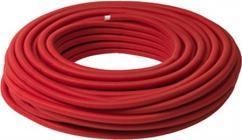 mtr 75 tomrør rødt med hvid mm 20 r i r alupex wavin