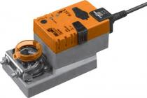 Spjældmotor 4 Nm - 24v & 2-10v - 2,5 Sec