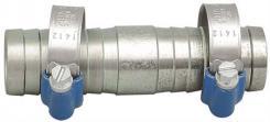 2 50mm dykpumper til slange til muffesæt