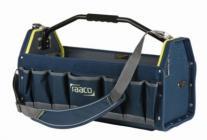 polyester i værktøjstaske raaco værktøjstaske 24 pro toolbag