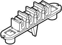 Image of   Indlæg 4led F/forgreningsdåse