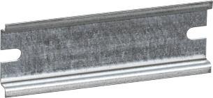 Image of   Din-skinne Ts35 F.p-boks 107mm
