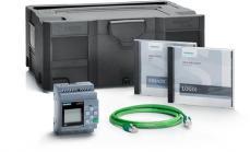 Siemens Logo start kit med plc og software 12/24RCE
