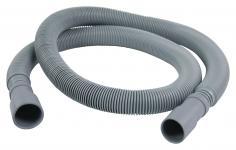 Afløbsslange Kan udvides 24/19 mm Lige - 29/22 mm Lige 0.5 bar 50 °C 1.20-4.00 m