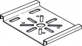 varmg glo-4 horisontal montageplade