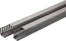 7030 ral slidser 4mm med 100x80mm ledningskanal