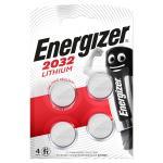 4-bobler v 3 cr2032 batteri knapcelle lithium