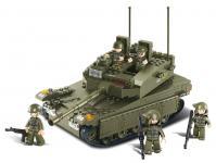 tank serie army byggeklodser