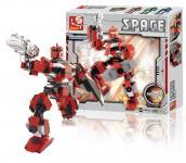 hepaestus robot ultimate serie space byggeklodser
