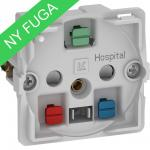 Image of   Fuga 1m Stikk Hosp M/led Ua