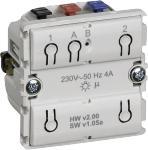 afdækning uden modul 1 sparepærer led og cfl til også modtager relæ allround fuga - wireless ihc lk