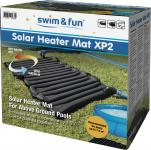 easy-to-do xp2 solarheater - fun swim