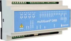 modtager sender gsm din9-l multiguard