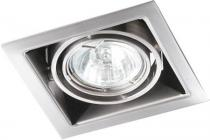 stål børstet 16 mr 12v 35w dl-221iso downlight light flash