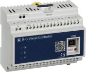 LK IHC® Controller Visual med viewer, Wireless, version 3, inkl. antenne