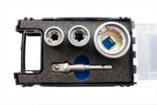 Sinkfix skruesæt VVS 4 dele: S-forbindelse top, M8 og M10 top, 1/2 topholder