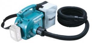 Makita støvsuger 18V LI-ION leveres uden batterier, lader og kuffert DVC350Z