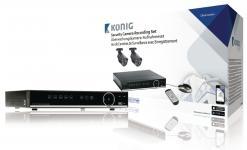 Cctv Set HDD 500 GB / 700 TVL - 2x Kamera