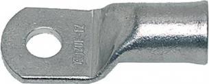 leder 6 og 5 klasse for mm 0 ø12 bolthul mm 50 cu rørkabelsko klauke