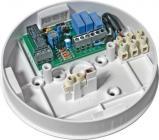 Relæsokkel, for røgalarm EI-146 & EI-166, 230Vac forsyning, til brug for signal til andet udstyr.