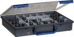 Image of   LK FUGA Svagstrøms tangenter koksgrå, m/symbolgravering 48 stk. leveret i boks