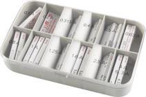stk 360 a 3 6 - ma 100 træg mm 5x20 sortiment finsikring