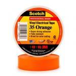 18mm 19mmx20mx0 orange tape vinyl 35 scotch