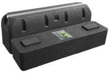 Montageblokke Inkl. bolte. Hæver udedel 200 mm. Til varmepumpe eller aircondition udedel.
